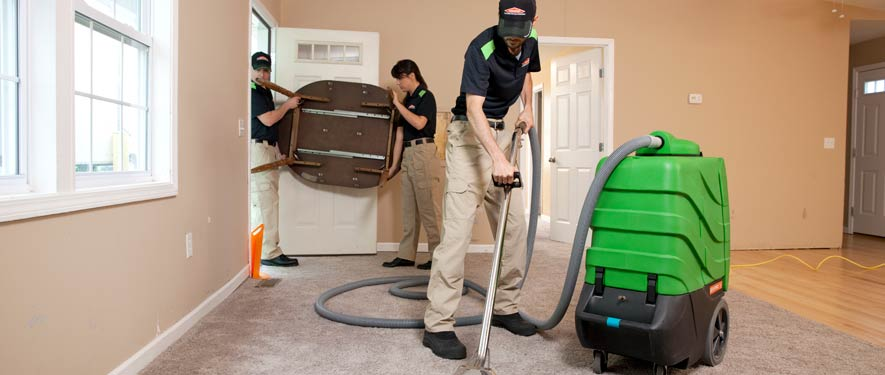 Arlington, VA residential restoration cleaning